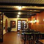 Wooden tavern