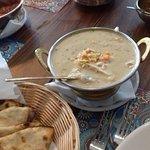 We enjoy the food @ Shabab Restaurant 3
