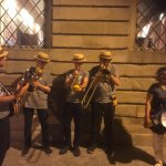 Jazz outside the Bar 500