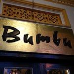 Front entrance of Bumbu restaurant