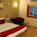 Red Fox Hotel Hyderabad Foto