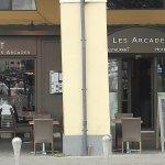 Hotel les Arcades Photo
