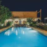 Pool & Garden @Night