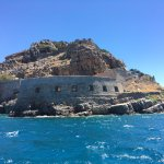We did also a lovely trip to Spinalonga - island of lepra.