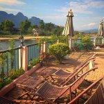 Photo de Villa Nam Song Vang Vieng