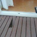 Attention au planché des terrasses