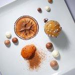 Dessert trois Chocolats