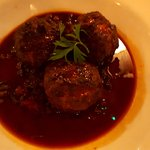 Beef and wild boar Meatballs