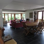 Living and dining room. Spacious, clean and inviting