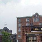 Celtica Public House on Long Wharf, Newport, RI