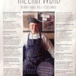 Article about Il Piccolo chef Emanuele.