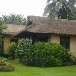 Bamboo resort in Mui Ne