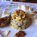 simple and tasty fried rice