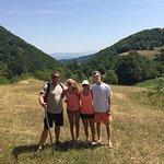 beautiful view truffle hunting