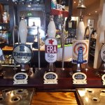 A wide range of ever changing ales of top quality