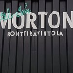 Valokuva: Konttiravintola Morton