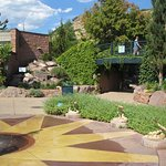 Red Butte Gardens the Children's Garden