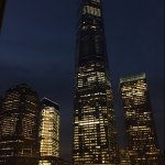 Freedom Towers in the evening