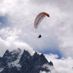 Chamonix Parapente_mont Blanc_july 17