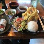 Bountiful Combination Lunch ($12.50)