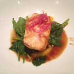 Miso-glazed Chilean Sea Bass