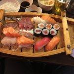 Okinawa Sushi Foto
