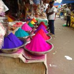 Mysore market colour