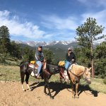 1.5 hour horseback ride with Cowpoke Corner on-site ranch