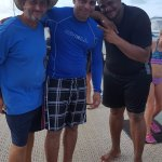 Captain Mario and 2 Deck Hands: Entertaining! Snorkeling, Stingrays, Starfish - best tour in Cay