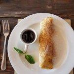Cinnamon and Sugar Pancake
