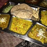 excellent thali! Very Nice place! We recomend it!