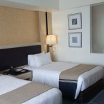 Clean, modern, smart and distinctly decorated rooms of SEDA BGC.