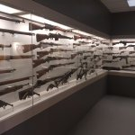 Armourers room at the museum