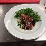 Chicken Saltimbocca!