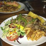 Kangaroo & Zebra Kebab