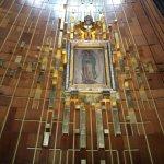 nossa senhora de Guadalupe somente amor e paz