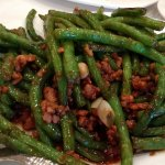 Green Beans with Pork