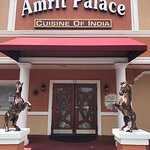 Foto van Amrit Palace Indian Restaurant