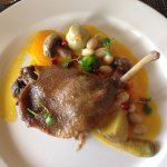 Duck Confit for lunch! Yum!