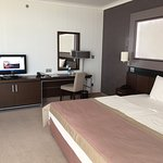 Junior suite, perfect for a family with one child 3-4 years.