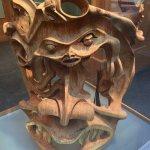 Mask in Main Lobby