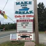 Make And Break Cafe