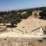 Photo de The Acropolis of Rhodes