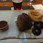Rindfleisch vom Angus-Rind