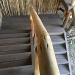 Stairs to Chalet