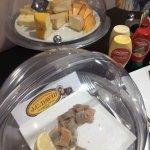 Les fromages de la Région, très goûteux