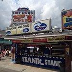 Atlantic Stand on the Boardwalk in Ocean City, MD