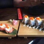Salmon and Signature Maki