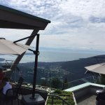 View from Altitudes Bistro