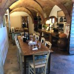 wine tasting room